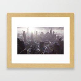 Rift Valley Framed Art Print