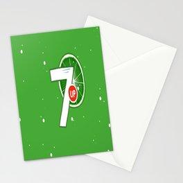 7up Stationery Cards