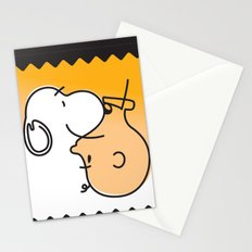 Snoopy & Charlie Brown Stationery Cards