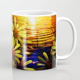 GC 40 Sunfower Sunset Coffee Mug