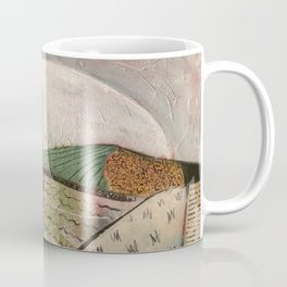 white sun Coffee Mug
