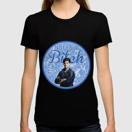 Alec Lightwood -Not your Bitch T-shirt