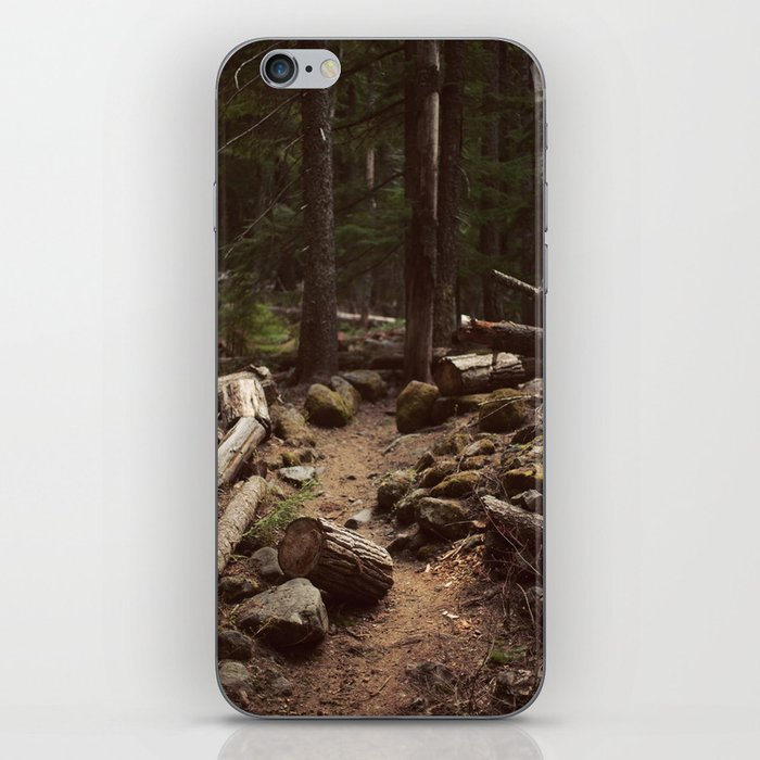 Forest Trail iPhone Skin