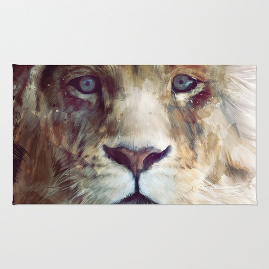 Lion // Majesty Rug