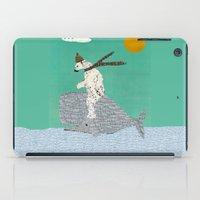 sailing iPad Cases featuring sailing by bri.b