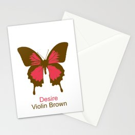 Ulysses Butterfly 8 Stationery Cards