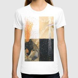 "Hilma af Klint ""The Swan, No. 05, Group IX-SUW"" T-shirt"