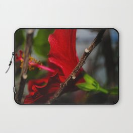 Ruby Red Laptop Sleeve