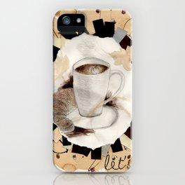 Hot: Coffee iPhone Case