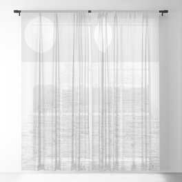 WALK Sheer Curtain