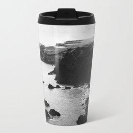 Azores coastal landscape Travel Mug