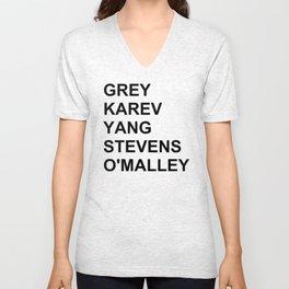 Grey's Anatomy Unisex V-Neck
