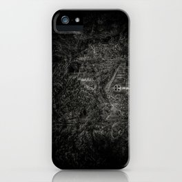 Gone and Forgotten iPhone Case