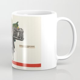 The Automatically Screwed Machine Coffee Mug