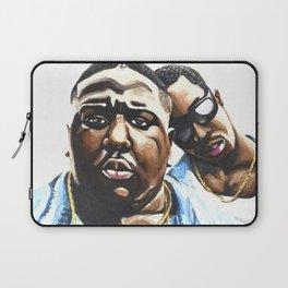 """BAD BOYS"" -BIGGIE & PUFF Laptop Sleeve"