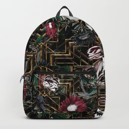 GATSBY and FLORAL pattern Backpack
