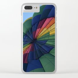 Hot Air Balloon Festival - I Clear iPhone Case