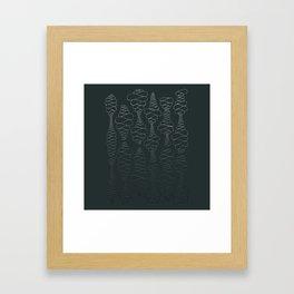 Doodlee Do Framed Art Print