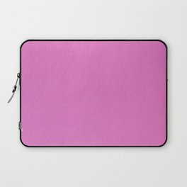 Solid Pink Laptop Sleeve