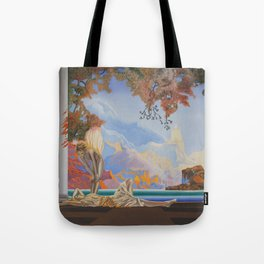After Maxfield Parrish Tote Bag