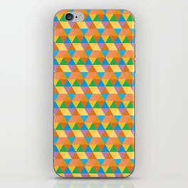 3-Point Pattern iPhone Skin