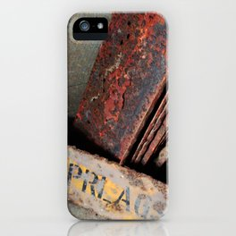 Abandoned XIII iPhone Case