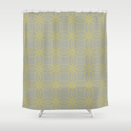 Greige Shower Curtains