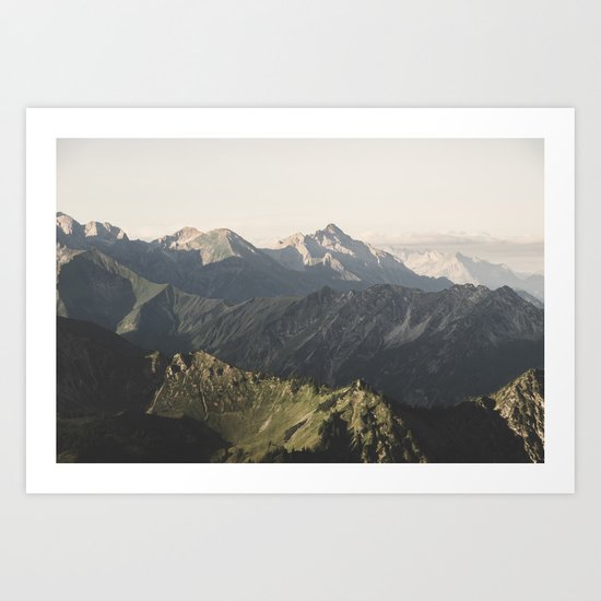 Wild Hearts - Landscape Photography Art Print