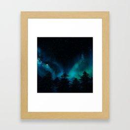 Stary Night Framed Art Print