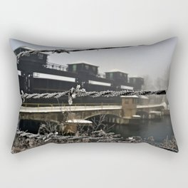 Wired Hydroelectric Rectangular Pillow