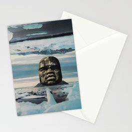 OLMEC Stationery Cards