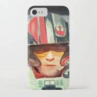 rebel iPhone & iPod Cases featuring Rebel by Rabassa