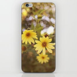 Five Flowers iPhone Skin