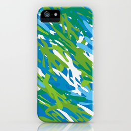 Eco Camo iPhone Case