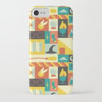 harry potter iPhone & iPod Cases featuring King's Cross - Harry Potter by Ariel Wilson