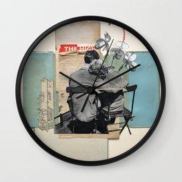 The High Wall Clock