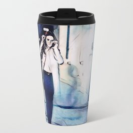 Every Twisted Little Flower Travel Mug