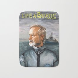 The Life Aquatic with Steve Zissou Bath Mat