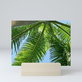 Palm Trees Mini Art Print