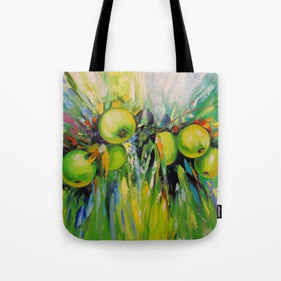 Juicy apples Tote Bag