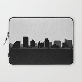 City Skylines: Atlantic City Laptop Sleeve