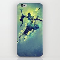 soul iPhone & iPod Skins featuring Soul by Pete Harrison