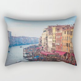 Ponte di Rialto Rectangular Pillow