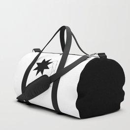 Stars Legs Duffle Bag