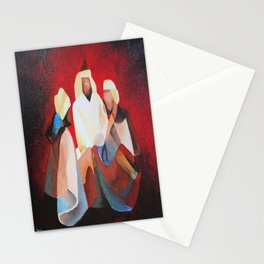 We Three Kıngs Stationery Cards