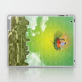 Dravidian Skies Laptop & iPad Skin