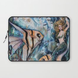 Capture the pearl Laptop Sleeve
