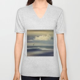 another time and place Unisex V-Neck