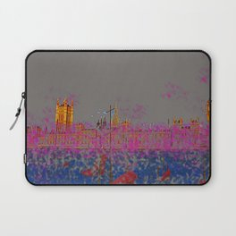 The Siege of the Parliament in May - shoes stories Laptop Sleeve