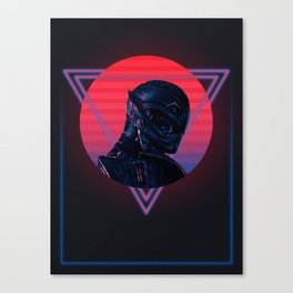 Ultron 80's Character Poster Canvas Print